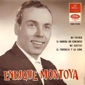 Montoya, Enrique - Regal (EMI)SEDL 19.418