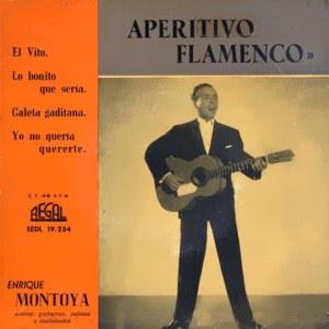 Montoya, Enrique - Regal (EMI)SEDL 19.254