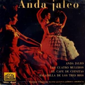Montoya, Enrique - Regal (EMI)SEDL 19.253