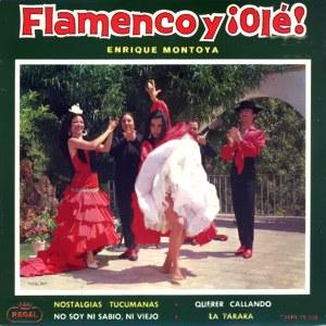 Montoya, Enrique - Regal (EMI)SEDL 19.356