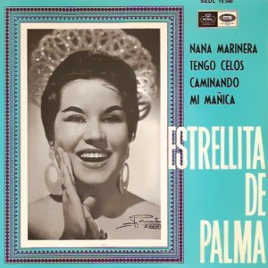 Palma, Estrellita De - Regal (EMI)SEDL 19.568