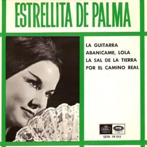Palma, Estrellita De - Regal (EMI)SEDL 19.515