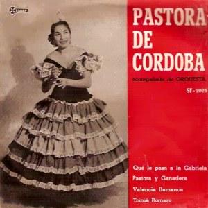 Córdoba, Pastora De