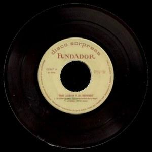 Tony Jackson Y Los Showmen - Fundador10.067