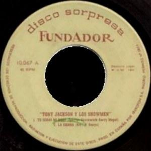 Tony Jackson Y Los Showmen