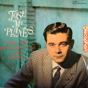 Planes, Jose María