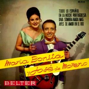 María Bonita Y José De Moreno - Belter50.440