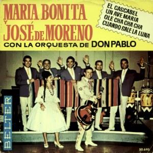 María Bonita Y José De Moreno - Belter50.695