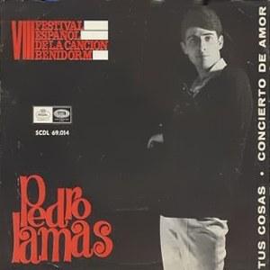 Lamas, Pedro - Regal (EMI)SCDL 69.014