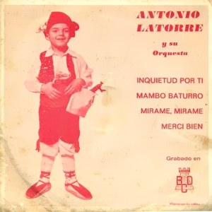 Latorre, Antonio - Discos BCDFM68-546