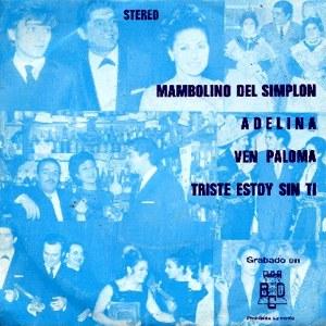 Latorre, Antonio - Discos BCDFM68-572