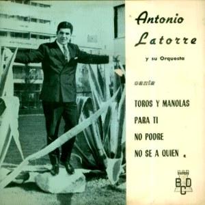 Latorre, Antonio - Discos BCDE-80009