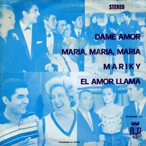 Latorre, Antonio - Discos BCDFM68-535