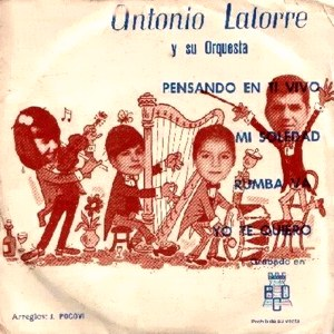 Latorre, Antonio - Discos BCDFM68-583