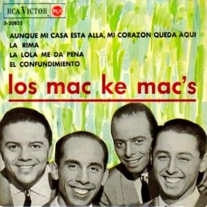 Mac Ke Mac´s, Los - RCA3-20835