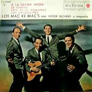 Mac Ke Mac´s, Los - RCA3-20362