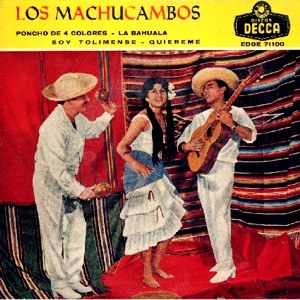 Machucambos, Los - Columbia EDGE 71100