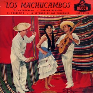 Machucambos, Los - Columbia EDGE 71105