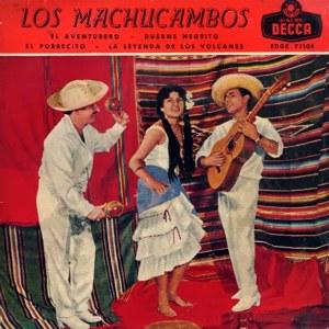 Machucambos, Los - ColumbiaEDGE 71105