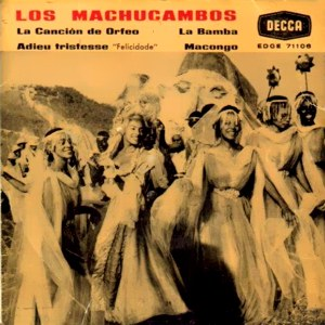 Machucambos, Los - Columbia EDGE 71106