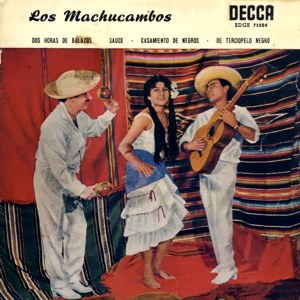 Machucambos, Los - Columbia EDGE 71224