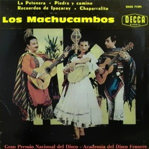 Machucambos, Los - Columbia EDGE 71391