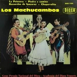 Machucambos, Los - ColumbiaEDGE 71391