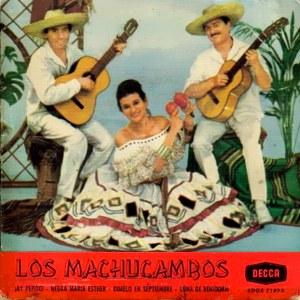 Machucambos, Los - ColumbiaEDGE 71473