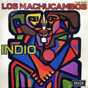 Machucambos, Los - ColumbiaMO 1377