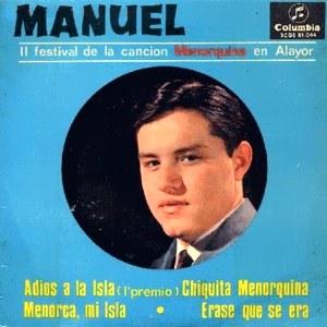 Manuel - ColumbiaSCGE 81044