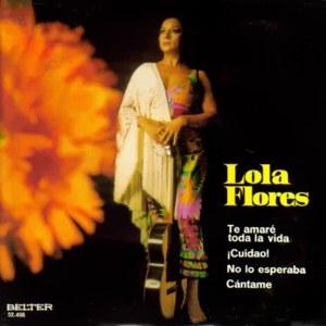 Flores, Lola - Belter52.408