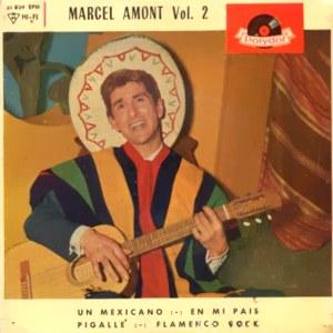 Amont, Marcel - Polydor21 839 EPH