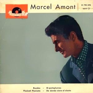 Amont, Marcel - Polydor21 790 EPH