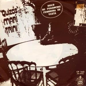 Mari Trini - HispavoxCP-160