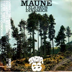 Mauné Y Sus Dinamik´s - EdigsaCM 177
