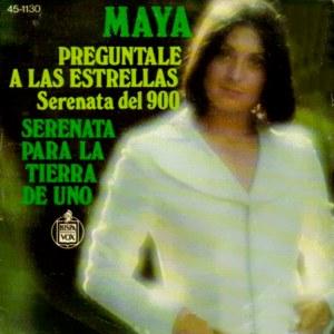 Maya - Hispavox45-1130