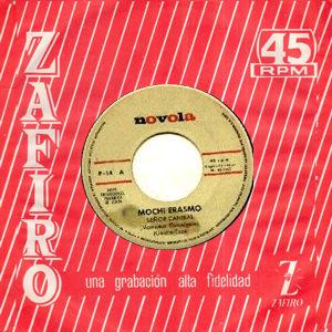 Mochi, Juan Erasmo - Novola (Zafiro)P-14