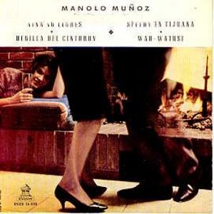 Muñoz, Manolo - Odeon (EMI)DSOE 16.528