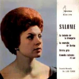 Salomé - IberofónIB-45-1.173