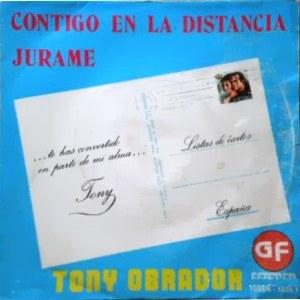 Obrador, Tony - Grabaciones FonográficasSN-10.351