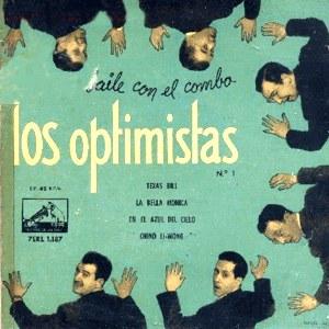 Optimistas, Los - La Voz De Su Amo (EMI)7ERL 1.187