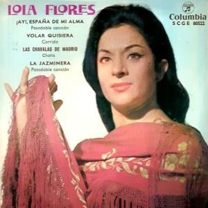 Flores, Lola - ColumbiaSCGE 80522