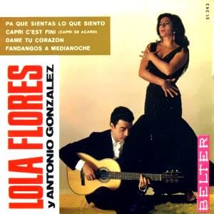 Flores, Lola - Belter51.243