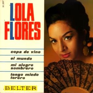 Flores, Lola - Belter51.237