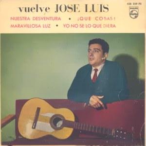 José Luis Y Su Guitarra - Philips428 259 PE