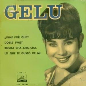 Gelu - La Voz De Su Amo (EMI)7EPL 13.790