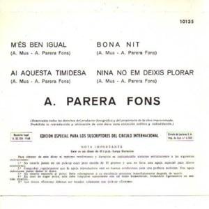 Antoni Parera Fons - Orlador10.135