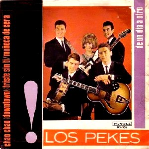 Pekes, Los - Novola (Zafiro)NV-108