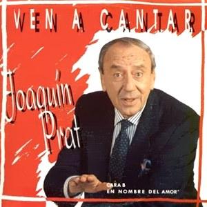 Prat, Joaquín - Hispavox40 2393 7