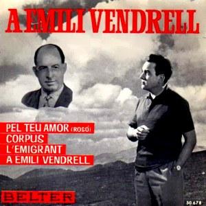 Vendrell, Emili (Hijo) - Belter50.678
